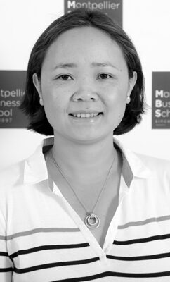 Dr Thi Hong Van Hoang, titulaire de la chaire