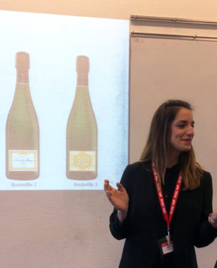 2015 Master's graduate Manon Favier is returning to MBS to prepare a PhD in packaging design