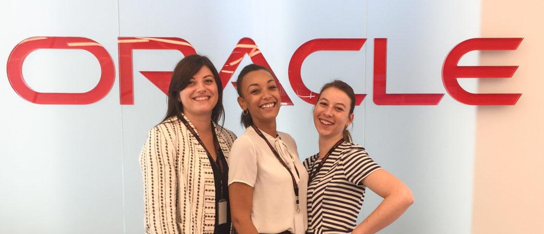 Quand nos futures diplômées reviennent sur leur expérience… celle de Maïlys en field marketing chez Oracle France, partenaire de Montpellier BS