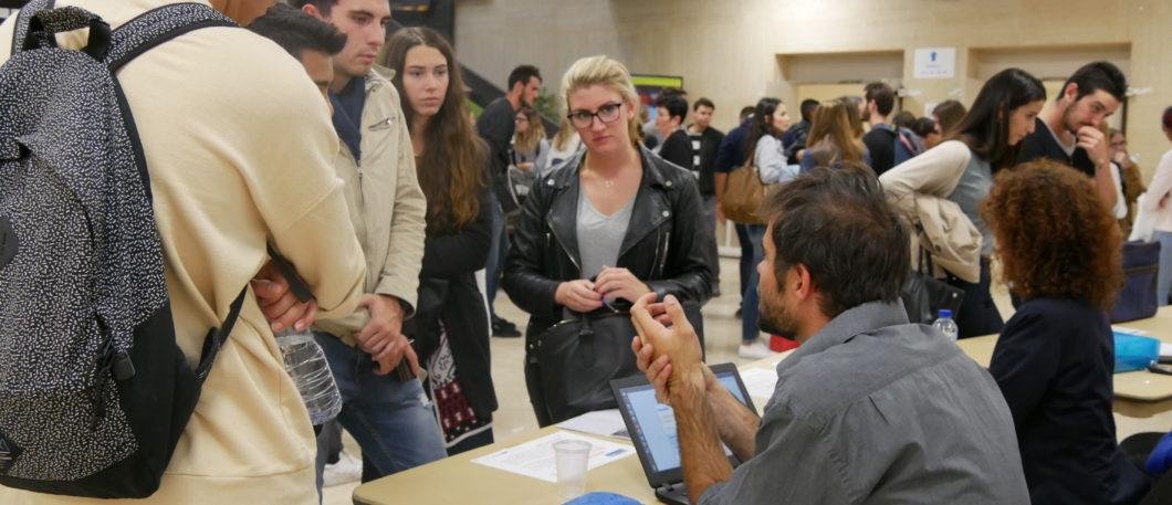 A Montpellier BS, les valeurs ne s'apprennent pas mais se vivent : les étudiants s'investissent dans des projets pédagogiques afin d'aider les associations locales