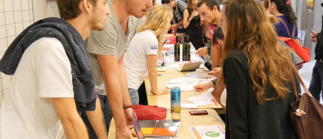 Les associations étudiantes de Montpellier BS désormais sous la responsabilité du Pôle Ouverture Sociale et Initiatives Etudiantes dirigé par Benjamin Ferran