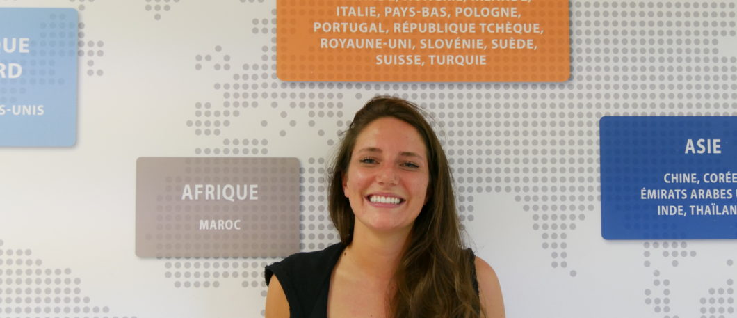 She left Italy to specialise in finance with a Master in Science from Montpellier Business School