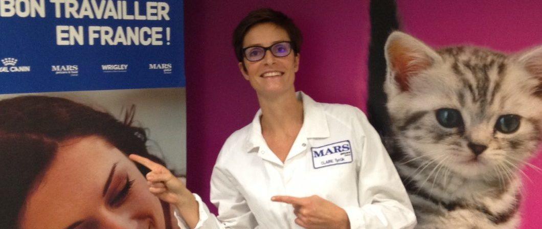 """Marsienne un jour, marsienne"""" toujours ! Le témoignage de Claire Tyrlik, diplômée 2007 de Montpellier BS et logistic manager dans le groupe Mars, entreprise préférée des stagiaires et alternants en 2016"""