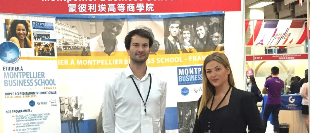 Montpellier BS recrute des talents dans le monde entier ! Plein feux sur la promotion des programmes à l'international
