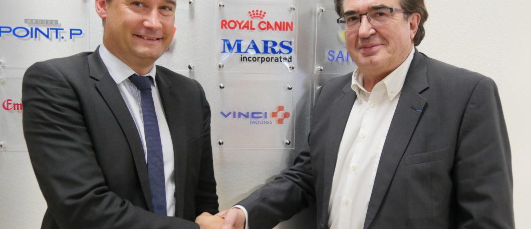 Après Newrest, VINCI ENERGIES FRANCE devient le 36ème grand partenaire de Montpellier Business School !