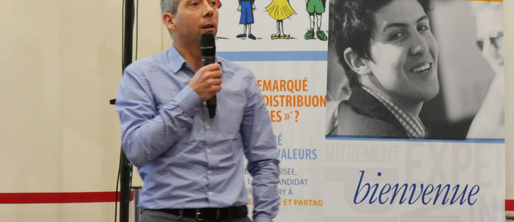 Un secteur et des métiers en pleine révolution : la conférence de M. Ludovic Agogué, DRH d'Havas Voyages, 37e grand partenaire de Montpellier BS