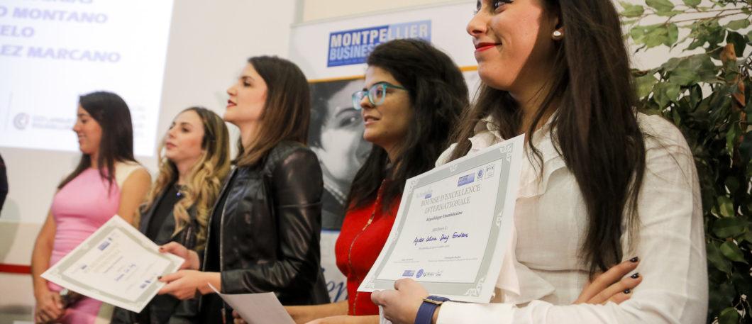 Montpellier Business School et ses 37 Grands Partenaires au service de l'escalier social ! Retour sur la 11ème cérémonie de remise des bourses et des aides financières