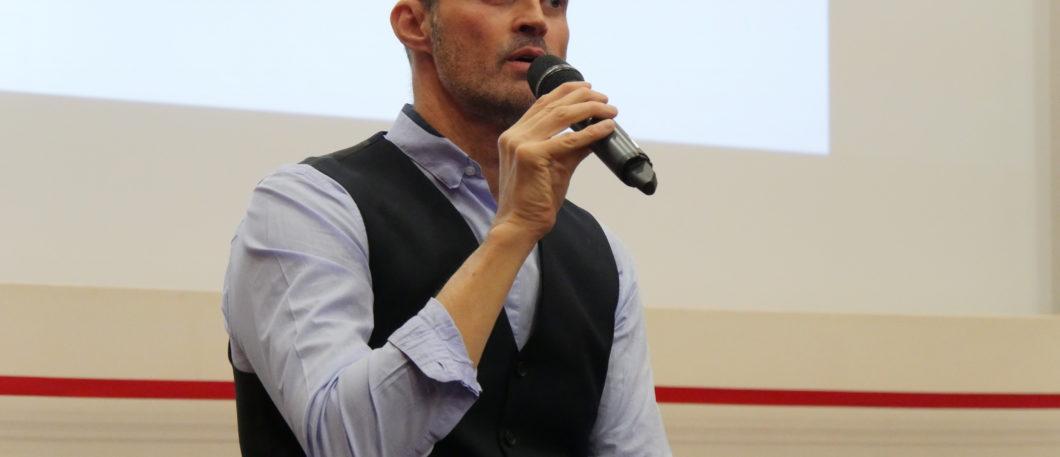 « L'évènementiel est un métier de passionnés » une conférence de M. Gérald Duport, directeur commercial de Montpellier Events
