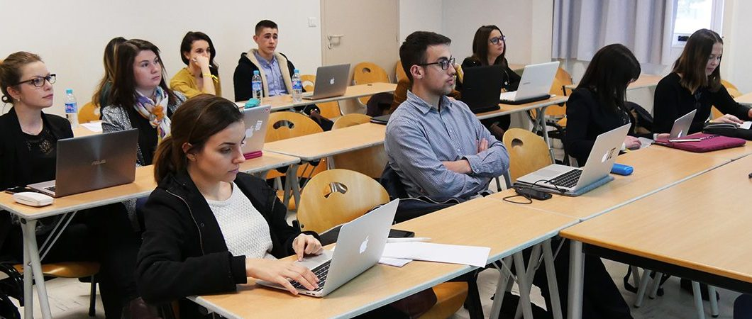 Lancement des séminaires alternance ! Près de 350 étudiants de MBS candidats à l'alternance en 2017-2018 sont attendus pour booster leur recherche face au marché de l'alternance