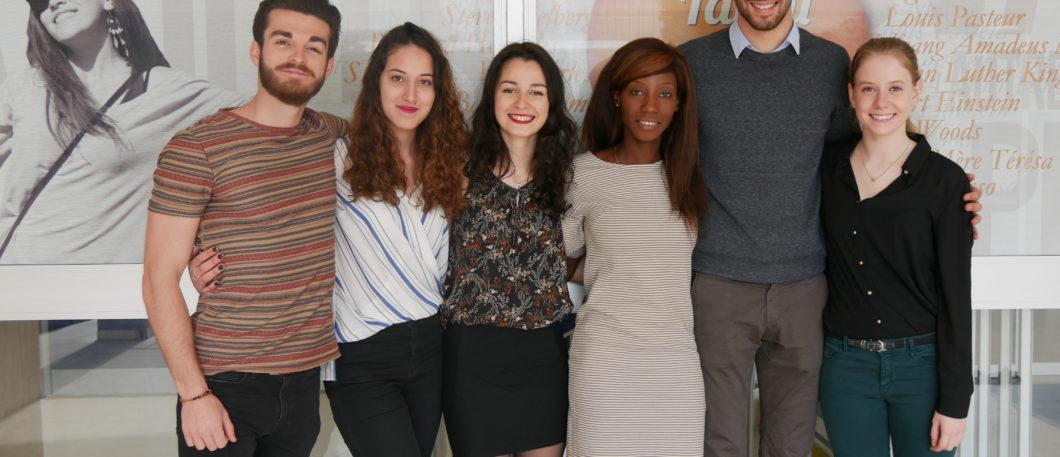 Une journée pour aider la Ligue contre le Cancer ! L'action positive et conviviale de 7 étudiants du programme Bachelor de MBS
