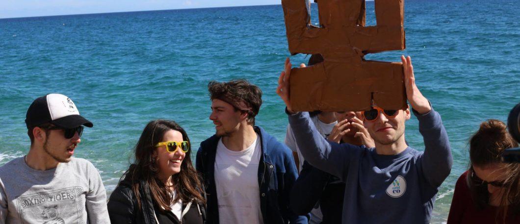 Partage et cohésion à MBS : l'évènement World Koh Lanta a rassemblé plus de 120 étudiants pour sa 2ème édition sur les plages d'Espagne !