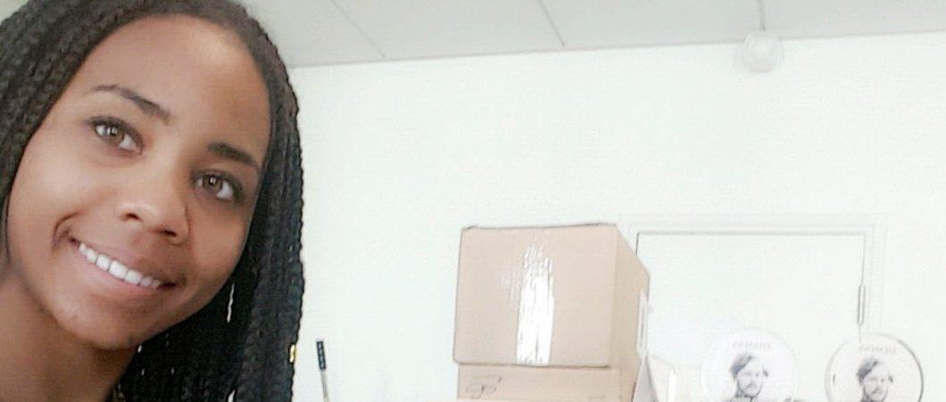 Alternante chez SIEMENS, Abby-Gaël est passée par le concours Formation Initiale Alternée 2 pour intégrer MBS !