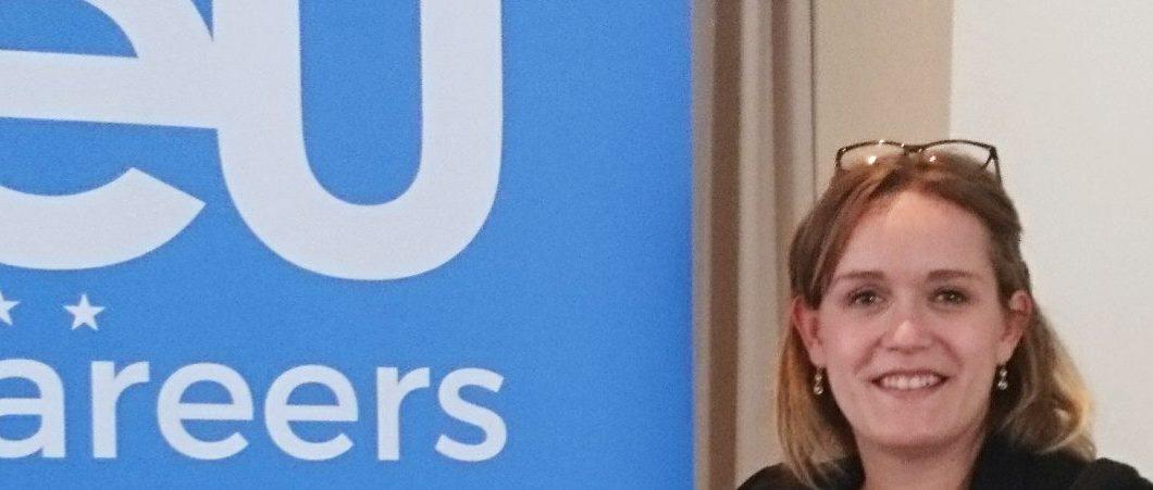 Ancienne présidente de l'association étudiante World' Co, Laura devient ambassadrice des carrières européennes pour MBS