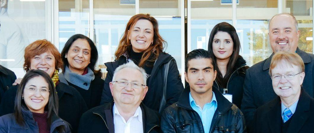 Dans le cadre de sa World Wide Week annuelle, MBS a accueilli 10 professeurs internationaux de ses universités partenaires étrangères