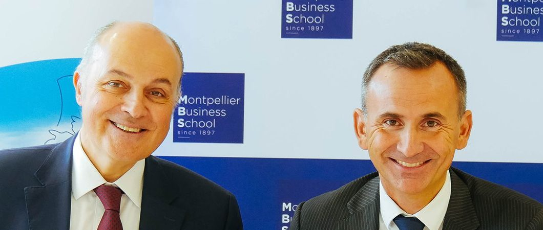 Le Groupe Onet devient le 43e Grand Partenaire de Montpellier Business School