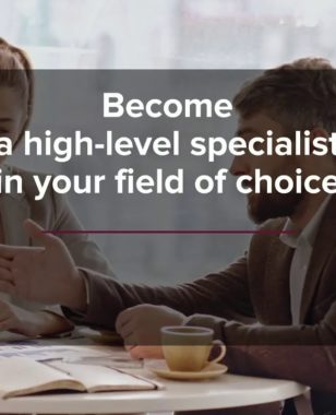 Become a high-level specialist and join MBS Masters of Science Programmes