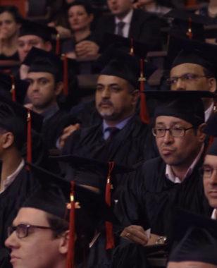 Cérémonie de Remise des MBA 2017