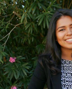Clara, MBS international student (Bolivia) - Grande Ecole Programme