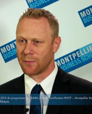 Executive MBA - Témoignage Nicolas Hertel