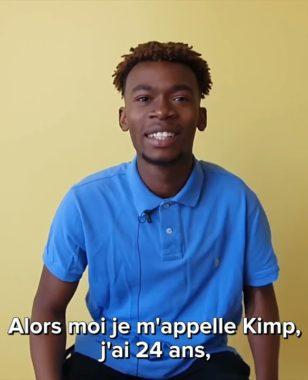 Les étudiants témoignent | Découvrez le portrait de Kimp Muendo, étudiant du Programme Grande École