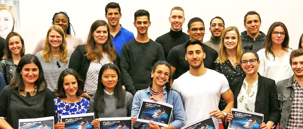 6th edition of the Mark Up project: students take up the ASICS challenge