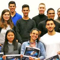 6ème édition du projet Mark Up : les étudiants relèvent le défi ASICS