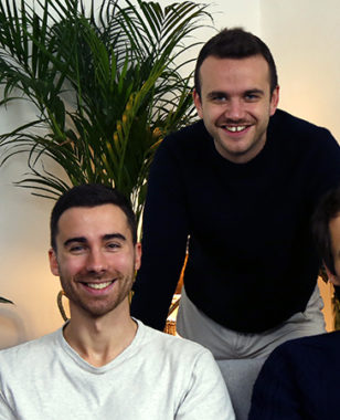 Mathieu Ravard, a 2015 MBS alumni, co-founded GreenGo, a French and responsible alternative to Booking & Airbnb