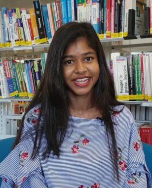 Suwini, MBS international student (Sri Lanka) - MSc in Data Science, Big Data & A.I.