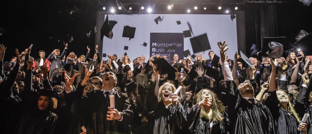 Grande Ecole and Bachelor Programmes 2019 graduation ceremony