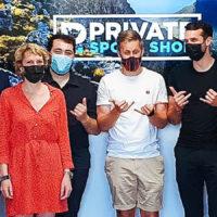 Private Sport Shop et MBS mettent au défi 4 porteurs de projets incubés au cours d'une journée de coaching et d'un concours de pitch récompensé