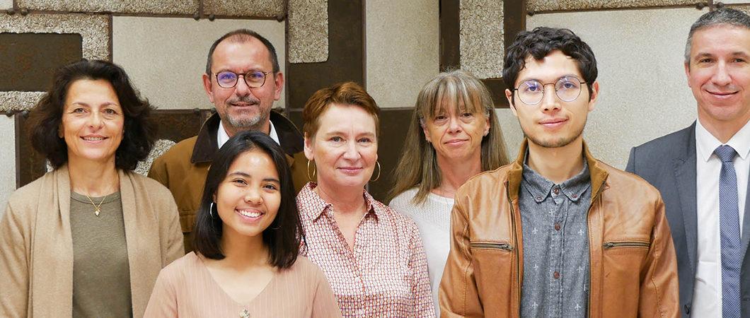 Bienvenue à Rahel et Jose Alexandro, les deux nouveaux boursiers internationaux d'excellence de la Fondation Montpellier Business School pour l'égalité des chances