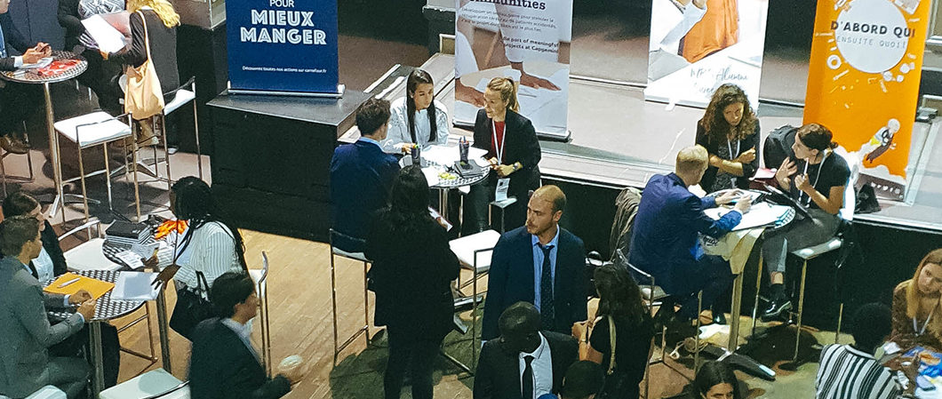 Montpellier Business School : l'expertise d'un des plus grands Career Center de France et la force d'un réseau de 17,000 Alumni au service de l'employabilité tout au long de la vie