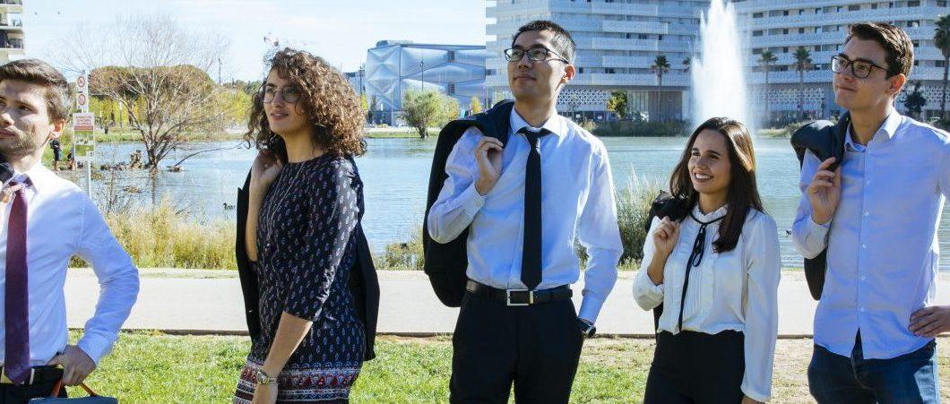 Montpellier Business School lance une 1ère Force Etudiante de Développement Economique International centrée sur l'Allemagne et le Mexique