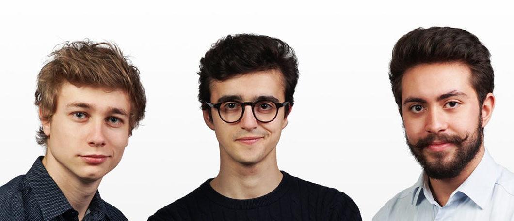 Entrepreneuriat, compétences transversales et amitié : la recette du succès de Maxence, étudiant de MBS et de ses deux compagnons d'aventure
