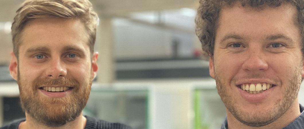 MBS Alumni 2016, François and Boris, co-found Rocambole, the Netflix of reading