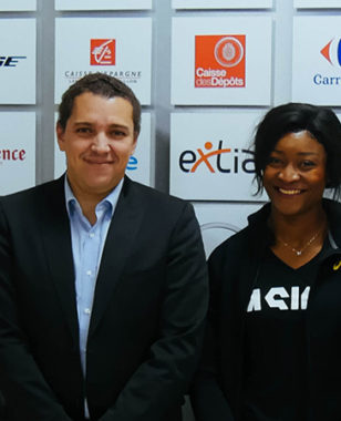 Signing of a Major Partnership between ASICS and Montpellier Business School