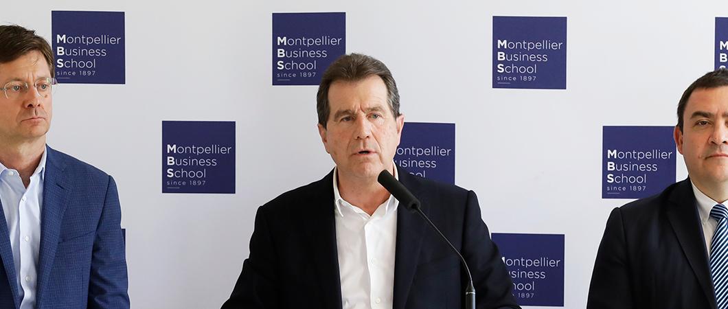 Renouvellement de la gouvernance de l'Association Montpellier Business School