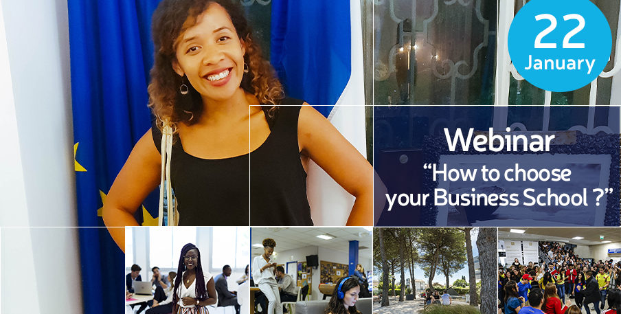 """Webinar """"How to choose your Business School"""""""
