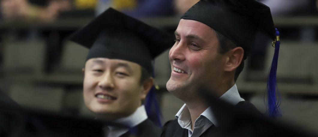 Cérémonie de remise des diplômes MBA – Promotion 2019