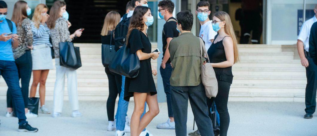 Bienvenue aux étudiants de 1e année en continu du Programme Grande Ecole