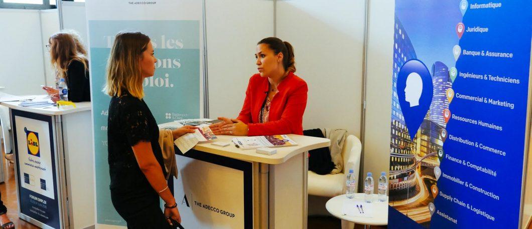 Forum emploi à Paris