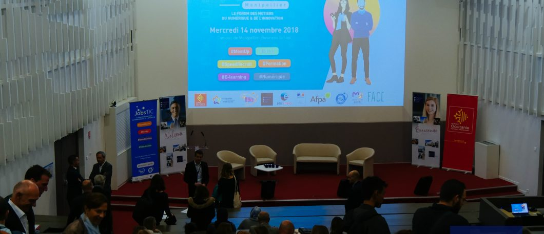 Forum JobsTIC à MBS