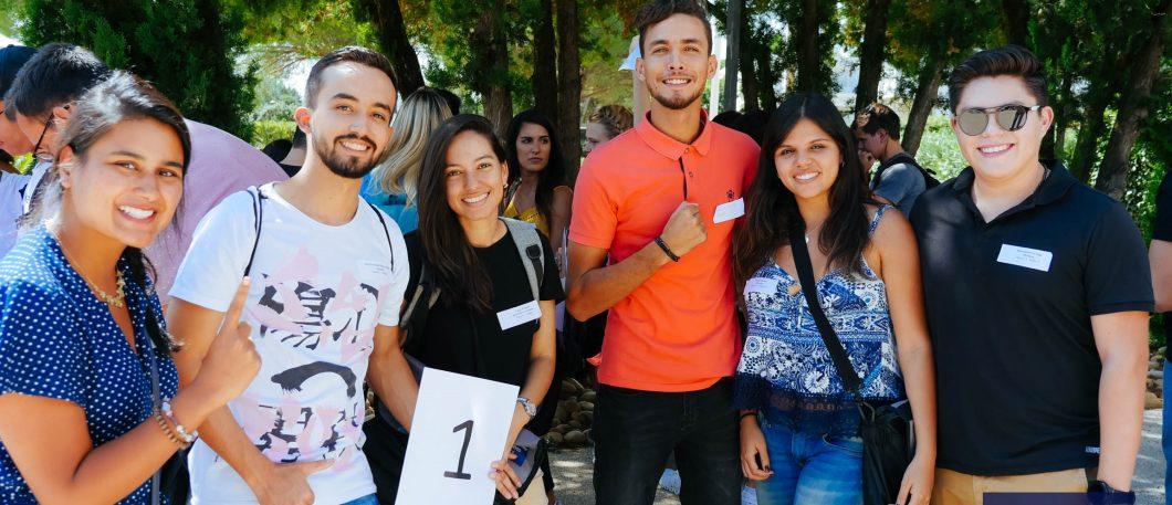 Intake 2018 – International students
