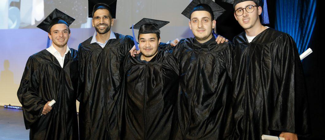 Grande Ecole Programme Graduation Ceremony Album