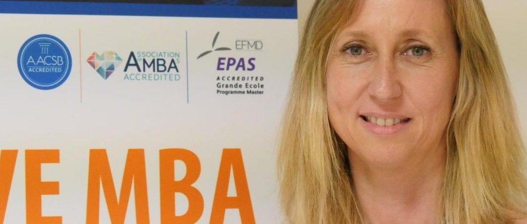 Anne-Valérie Boulet – Executive MBA