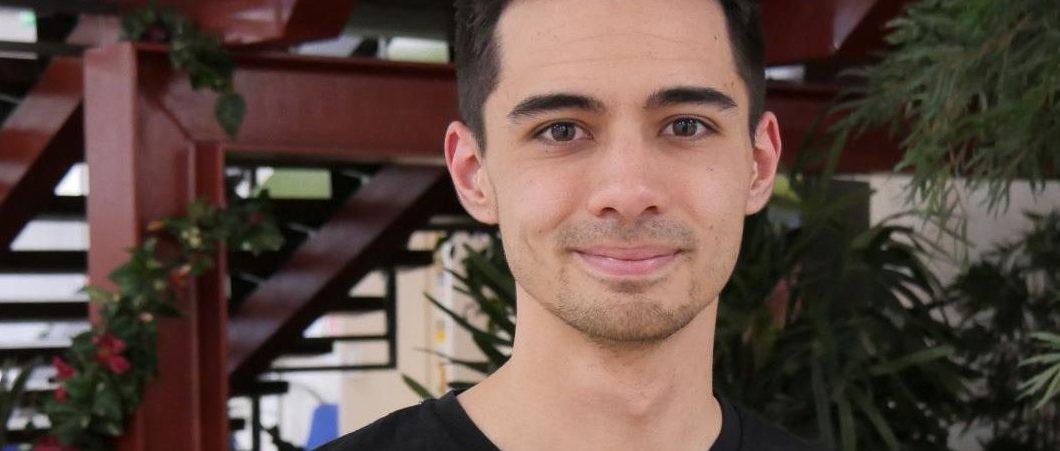 Giacomo, étudiant Master en alternance chez CodinGame