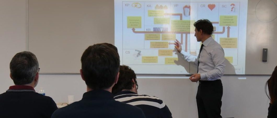 Nathalie Benesti – Grande Ecole Programme through the VAE