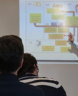 Nathalie Benesti - Grande Ecole Programme through the VAE