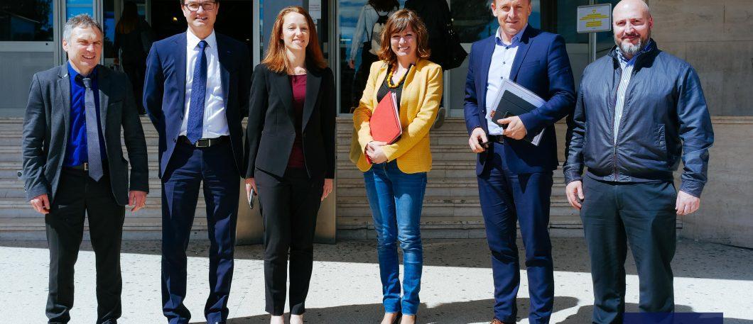 Visite Vice-Présidente Région Occitanie
