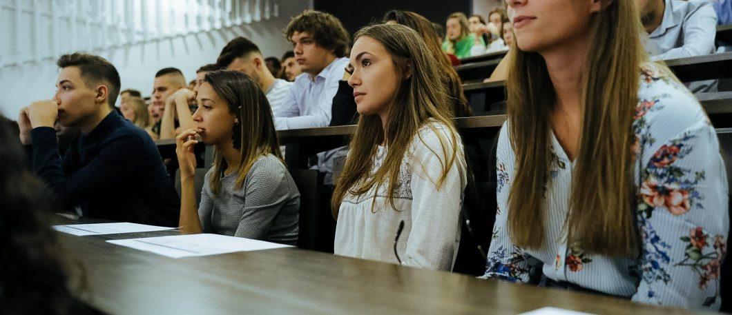 Rentrée des étudiants en Bachelor 1ère année